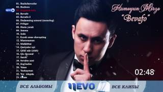 "Humoyun Mirzo - ""Bevafo"" albom dasturi 2016"