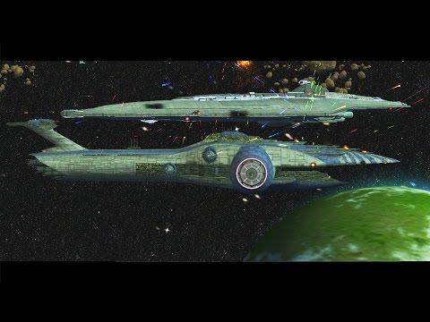 SW:Republic at War - Pride of the core VS Malevolence - 1 on