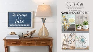 CBK Home Accents 2020 Catalog