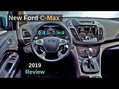 New Ford C-MAX 2019 Review Interior Exterior