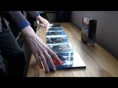 Unboxing: Hornblower – Die komplette Serie (Blu-ray German)