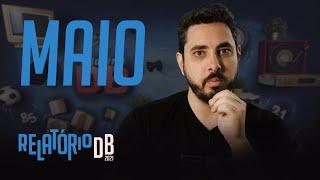 RELATÓRIO DB - MAIO 2021