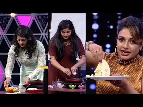 #OnnumOnnumMoonnu Season 3 | Fun task for aparna and chandini l Mazhavil Manorama
