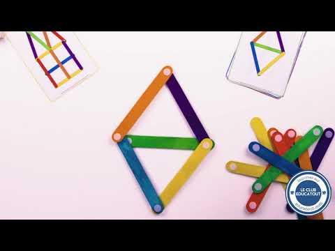 Formes en bâtons