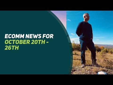 Amazon Ecomm news for Cctober 2019