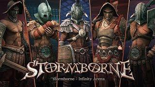 Stormborne : Infinity Arena - Гладиаторские бои на Android