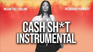"Megan Thee Stallion ""Cash Sh*t"" Ft. Dababy Instrumental Prod. By Dices *FREE DL*"