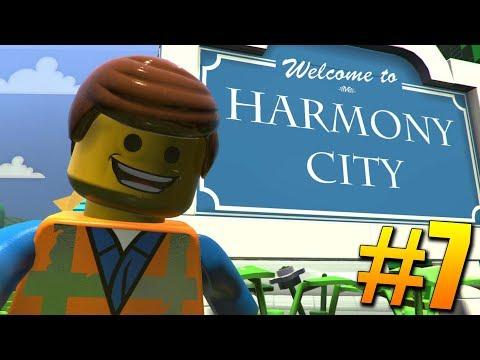 VÍTEJTE V HARMONY CITY!