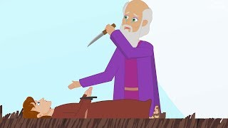 Abraham's Sacrifice - Holy Tales Bible Stories - Abraham and the Sacrifice of Isaac