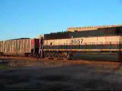 Amtrak 822 on its way to Oklahoma City, OK
