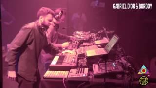 Gabriel D'Or & Bordoy Live 2017 @ Industrial Copera