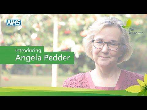 Introduction to Angela Pedder