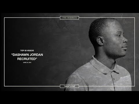 Berrics Top 50: 25 | Dashawn Jordan - Recruit
