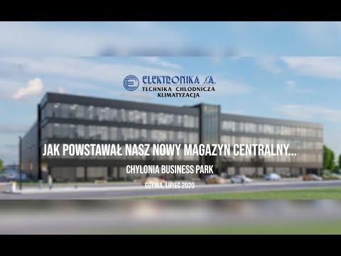 Jak powstawał Magazyn Centralny Elektronika S.A. - zdjęcie
