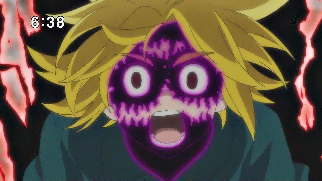 Meliodas kiểm soát sức mạnh dạng quỷ của mình - Nanatsu no Taizai: Imashime no Fukkatsu AMV