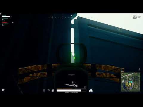 當你拿到弓箭 被人狙擊時 門縫OP