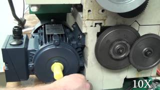 Mini-Lathe Spindle Encoder Mounting Kit for Centroid Acorn