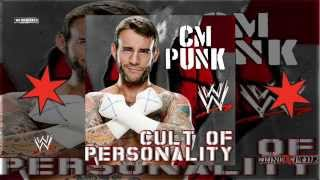 WWE Edit: Cult Of Personality (Re-Recorded) [CM Punk] Living Colour - Cover