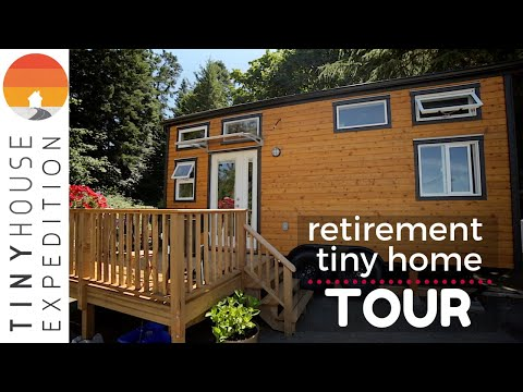 , title : 'Vancouver Island Tiny House, Woman's Affordable Retirement