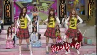 4minute - What a Girl Wants 091031