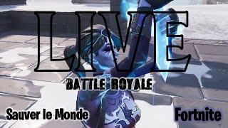 ON JOUE AVEC DES INCONNUS AU MODE COUP DE POMPE + NOUVELLE BOUTIQUE | LIVE FORTNITE 4.4