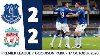 Everton 2-2 Liverpool Pekan 5