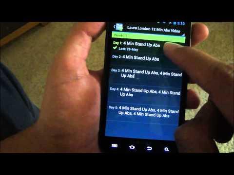 Video of Fit XT Pro (90Droid)