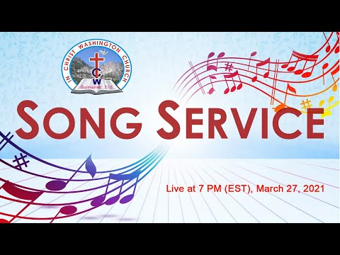 VIDEO: Family Song Service by ICWC