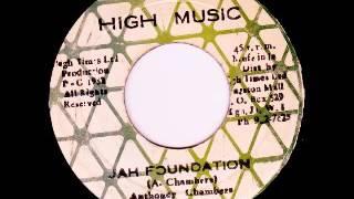 Anthoney Chambers – Jah Foundation [1982]