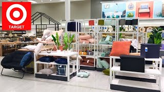 TARGET HOME DECOR ACCENT FURNITURE CHAIRS DECORATIVE PLANTS SHOP WITH ME SHOPPING STORE WALK THROUGH