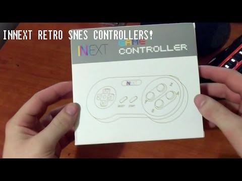 INNEXT SNES Retro Controller Review (2-Pack)