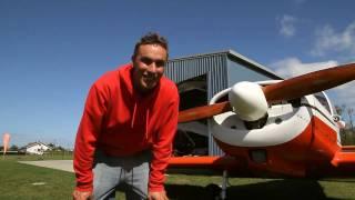preview picture of video 'Motueka Airport - Abel Tasman'