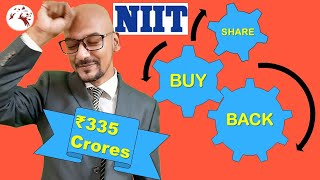 NIIT Ltd Buyback | Trading Strategy | LATEST MARKET NEWS in Hindi
