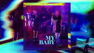 Lil Skies - My Baby (feat. Zhavia Ward) [Official Audio]