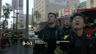 9-1-1 | Saison 2, épisode 02 - Bande-annonce VO