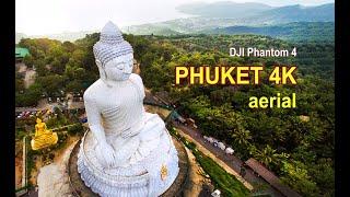 THAILAND 4K Phuket aerial - Пхукет с высоты. DJI Phantom 4