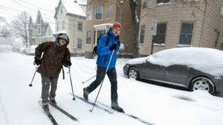 Blizzard 2013: Boston Families Brace for Extreme Weather