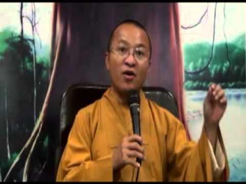 Kinh Di Giáo 04: Làm chủ sân hận (01/04/2012) Thích Nhật Từ