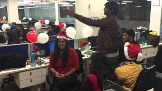Antakshari Competition In Office  Part 1