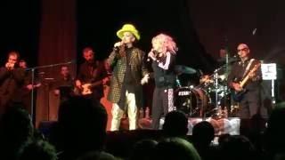 "Boy George ft. Cyndi Lauper - ""Karma Chameleon"" Live 05/28/16 Bethlehem"