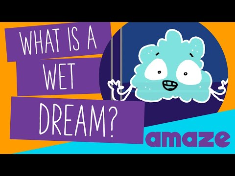 Think, wet dreams semen agree