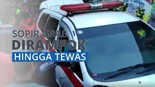 Sopir Taksi Online Dirampok hingga Tewas, Terakhir Bawa 2 Penumpang