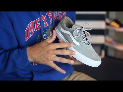 Vans Gilbert Crockett Pro Skate Shoes Review - Tactics.com