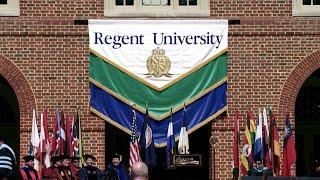 Regent University Sends Off 2019 Graduates - Congratulations! 🎉