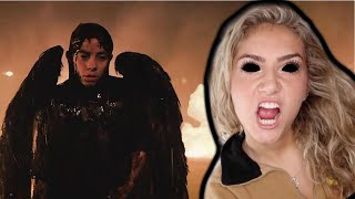BILLIE EILISH   ALL THE GOOD GIRLS GO TO HELL MUSIC VIDEO REACTION