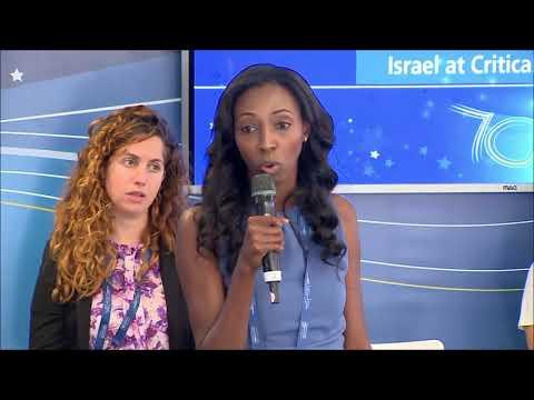 נאום מרגש של שלומית ברהנו על גזענות בישראל