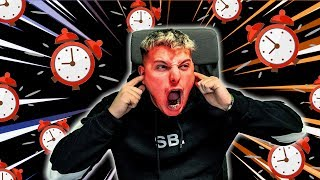 PLAYED ALARM CLOCK SOUNDS FOR 24 HOURS... DROVE MY BRO INSANE!