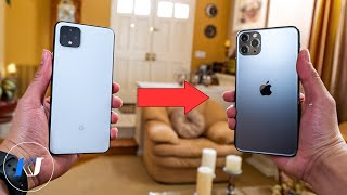 Switching from Android to iPhone in 2020: The Truth