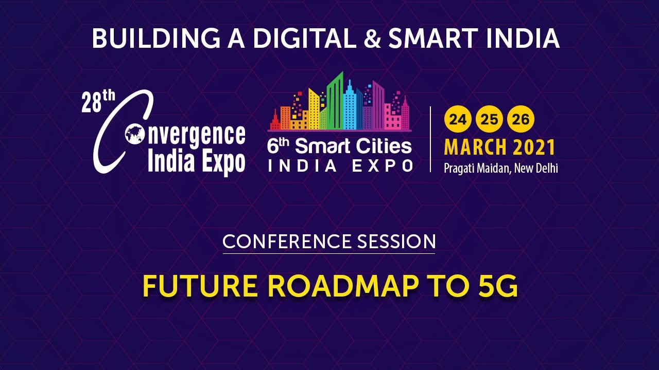 Conference Session on Future Roadmap To 5G