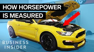 How Horsepower Is Measured In Cars